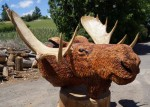 Moose Head Wall Mount - Product Image