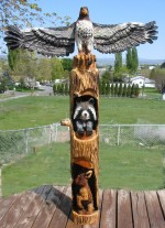 Hawk Western Pole - Product Image