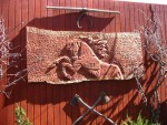 Horse Relief - Product Image