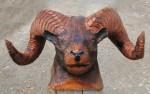Ram Head - Product Image