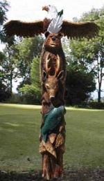 WinShape Totem Pole  *Discount - Product Image