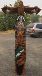 7' Camp WinShape 3 Totem  - Product Image