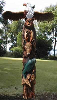 WinShape Totem Pole  Available Now - Product Image