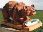 Bear on 4's - Product Image
