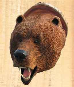 Bear Head - Product Image