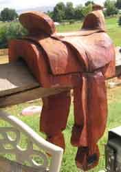 Saddle - Product Image