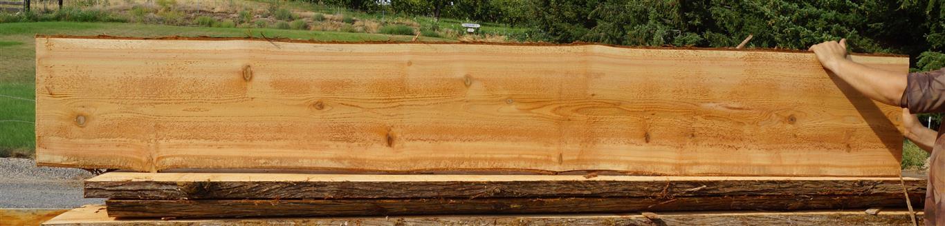 Cedar Slab - Product Image