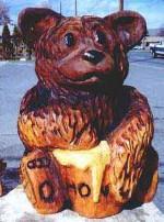 Honey Bear - Product Image