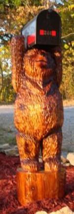 Mailbox Bear - Product Image